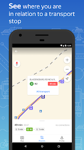 Download Yandex.Transport 5.9 APK