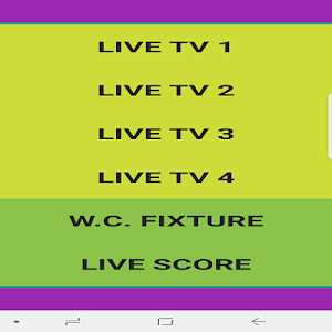 Download বিশ্বকাপ ফুটবল ২০১৮ লাইভ টিভি 7.1.0 APK