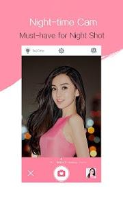 screenshot of Beauty Camera version 3.6.5.2