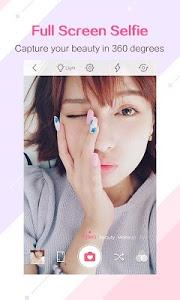 screenshot of Beauty Camera version 4.4.9.0