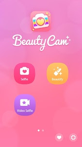screenshot of Beauty Camera version 5.4.9.0