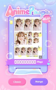 screenshot of BeautyCam version 5.7.4.0
