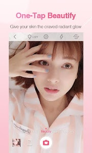 screenshot of Beauty Camera version 5.0.0.5
