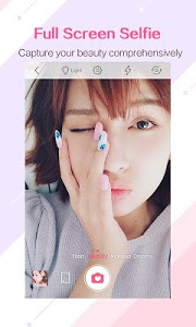 screenshot of Beauty Camera version 4.6.5.5