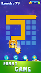 screenshot of Cats: 1 Line - Fill - One Line Puzzle version 1.5