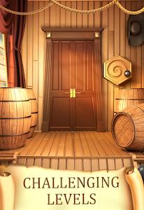 screenshot of 100 Doors: Hidden objects version 1.2.6