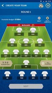 Download 2018 FIFA World Cup Russia™ Fantasy 1.2 APK