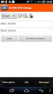 Download 3G/4G/Wifi DNS Settings 1.0.8 APK
