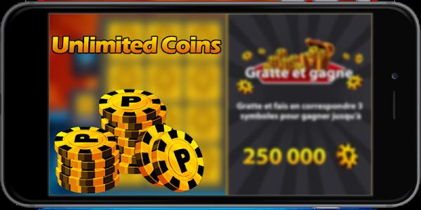 screenshot of 8 Ball Pool Coins Simulated version 8