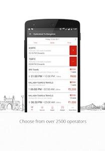 screenshot of AbhiBus Online Bus Tickets version 2.6.65