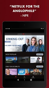 Download Acorn TV: World-class TV from Britain and Beyond 2.0.3 APK