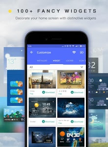 screenshot of Amber Weather - Local Forecast version 3.0.7_release