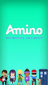 screenshot of Amino: Communities and Chats version 1.0.6630