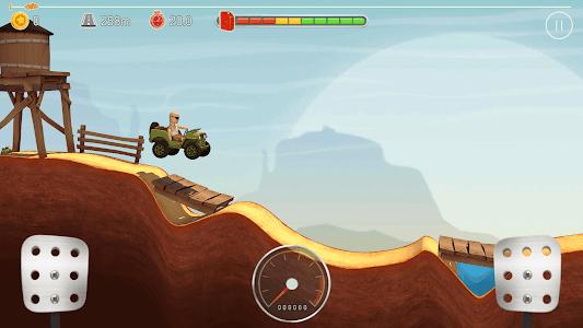 screenshot of Prime Peaks version 2.7.2