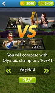 screenshot of Archery Master 3D version 1.4