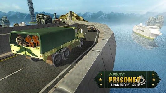 Download Army Prisoner Transport Ship - Cruise Ship Driving 1.2 APK