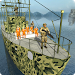 Army Prisoner Transport Ship - Cruise Ship Driving