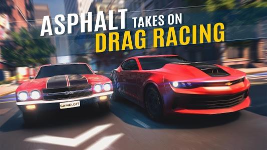 screenshot of Asphalt Street Storm Racing version 1.1.2r