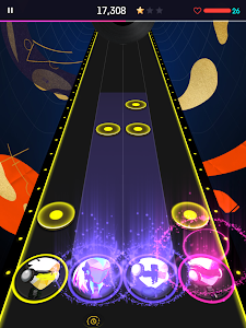 screenshot of BEAT FEVER - Music Planet version 2.7.2.7436