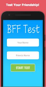 Download BFF Friendship Test 4.0.2 APK