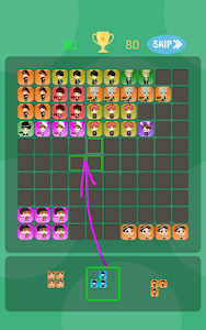 screenshot of BTS 1010 Game version 1.0.1