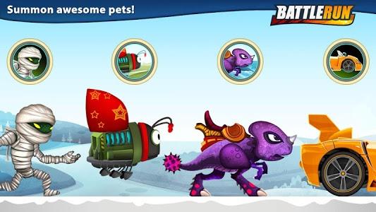 screenshot of Battle Run version 2.7.3