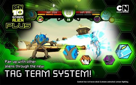 screenshot of Ben 10 Xenodrome Plus version 1.1.1