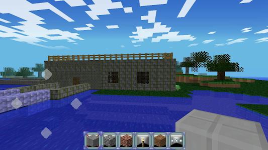 screenshot of Ben Craft: Exploration & Survival version 0.0.9