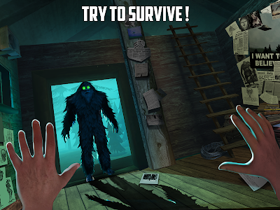 screenshot of Bigfoot Monster Hunter version 1.91