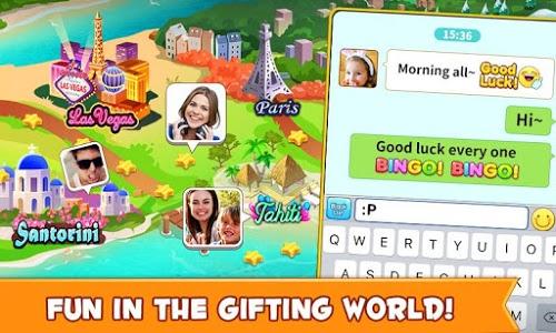 screenshot of Bingo Holiday: Free Bingo Games version 1.8.7.1