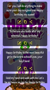 Download Birthday Wishes Status and Quotes 1.0 APK