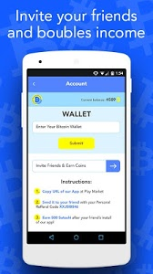 Download Bitcoin Booster - Earn Money 1.0 APK