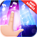 Download Black White Piano Tiles Magic - Relax with Music 1.3 APK