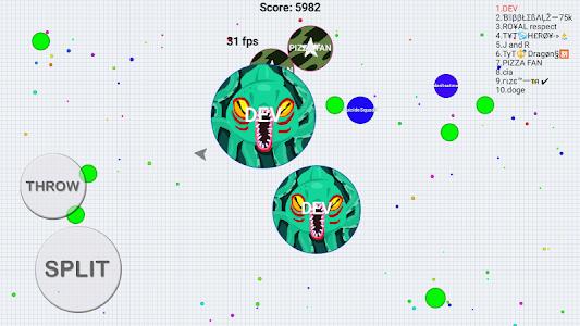 screenshot of Blob version gp4.0.9.4