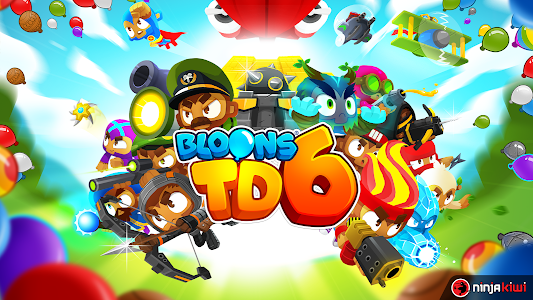 Download Bloons TD 6 5.1 APK