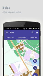 Download Boise Map offline 1.73 APK