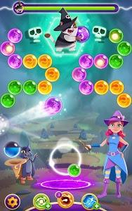 screenshot of Bubble Witch 3 Saga version 5.1.5