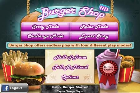 screenshot of Burger Shop - Free Cooking Game version 1.5