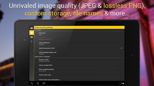 screenshot of Camera FV-5 Lite version 3.29.1