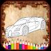 Download Car Coloring Book Game For Car Fans 1.0.0 APK