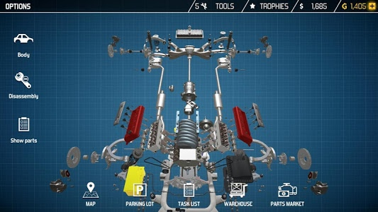 Download Car Mechanic Simulator 18 1.1.4 APK