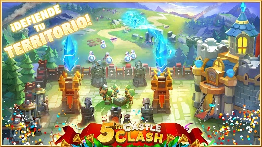Download Castle Clash: Epic Empire ES 1.4.3 APK