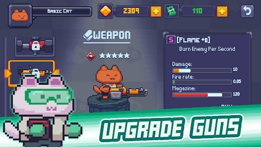 screenshot of Cat Gunner: Super Force version 1.5.0