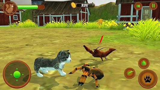 screenshot of Cat Simulator - Pet World version 1.13
