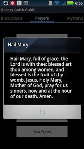 Download Catholic Rosary Quick Guide 1.3 APK
