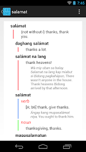 Download Cebuano-English Dictionary 1.2 APK