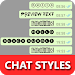 Download Chat Styles: Cool Text, Stylish Font for WHatsapp 3.0 APK