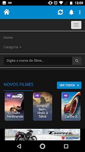 screenshot of Cine Pipoca version 3.0.9