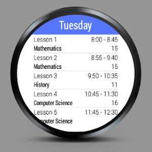 Download Class Time - Timetable 1.11.6 APK