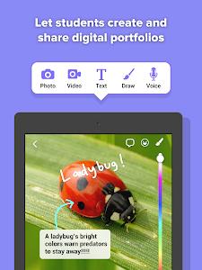 screenshot of ClassDojo version 4.41.1